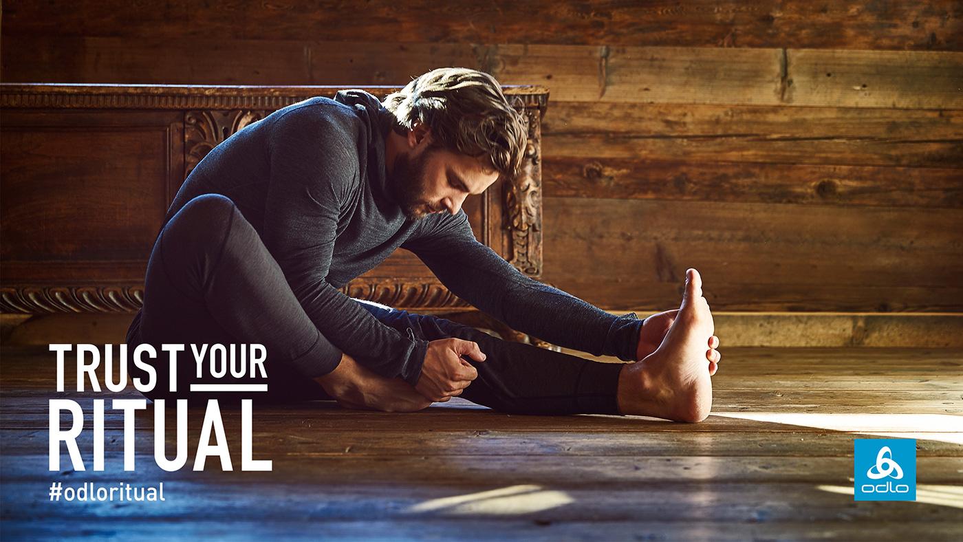 Odlo - Trust Your Ritual